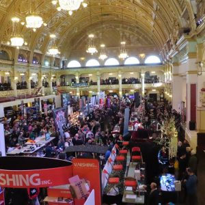 Dutch festival of magic - congres Blackpool Magic Convention